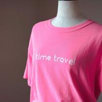ajouter Original Tee Part3/ time travel / ネオンピンク