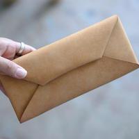 """<Last 1> """"折り紙のような"""" 革財布"""