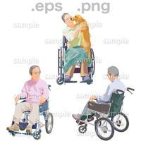 シニアイラスト (EPS , PNG )   se_222