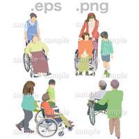 シニアイラスト (EPS , PNG )   se_088