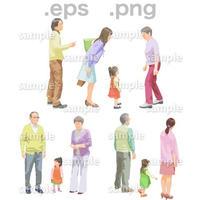 シニアイラスト (EPS , PNG )   se_100