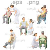シニアイラスト (EPS , PNG )   se_251