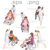シニアイラスト (EPS , PNG )   se_086
