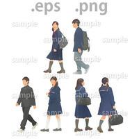 子供イラスト (EPS , PNG )   ch_019