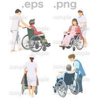 シニアイラスト (EPS , PNG )   se_083