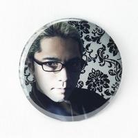 【怪談社】糸柳バッジ1 BS01