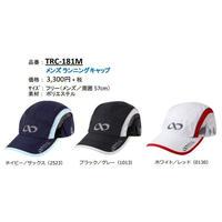 【ランニング】R×L アールエル/メンズランニングキャップ 【TRC-181M】