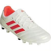 【ジュニアサッカースパイク】adidas/アディダス/コパ 19.3-ジャパン HG/AG J(オフホワイト×ソーラーレッド×コアブラック) 【F97342】