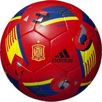 【サッカーボール5号】adidads/アディダス/EURO2016 グライダー/5号/スペイン【AF5155SP】