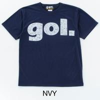 gol/ゴル/フェイクコットンドライシャツ<ARGENTINA>(ネイビー)【G992-718-008】