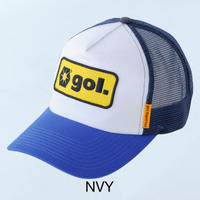 【フットサル】gol/ゴル/メッシュキャップ<AMARILLO>【G983-544】