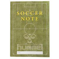 hummel/ヒュンメル/SOCCER NOTE/サッカーノート 【HFA9021】