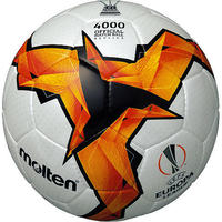 【サッカーボール5号】molten/モルテン/UEFA ヨーロッパリーグ 2018-19(ノックアウトステージ)レプリカ【F5U4000-K19】
