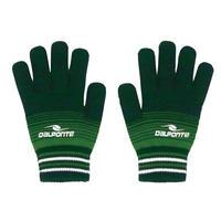 DALPONTE/ダウポンチ/ニット手袋(Dグリーン)【DPZ0284-DGRN】