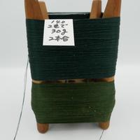 国産絹糸 江州だるま糸 西陣織で使われている手機用緯糸 木枠付き no.140