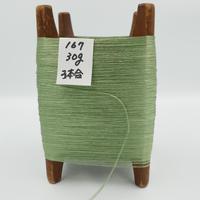 国産絹糸 江州だるま糸 西陣織で使われている手機用緯糸 木枠付き no.167