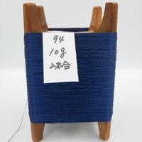 国産絹糸 江州だるま糸 西陣織で使われている手機用緯糸 木枠付き no.94
