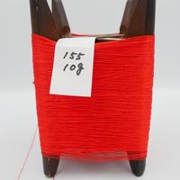 国産絹糸 江州だるま糸 西陣織で使われている手機用緯糸 木枠付き no.155