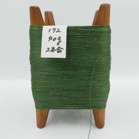 国産絹糸 江州だるま糸 西陣織で使われている手機用緯糸 木枠付き no.172
