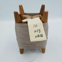 国産絹糸 江州だるま糸 西陣織で使われている手機用緯糸 木枠付き no.10