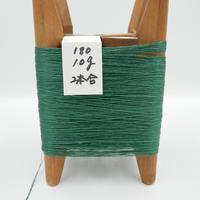 国産絹糸 江州だるま糸 西陣織で使われている手機用緯糸 木枠付き no.180