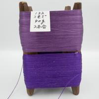 国産絹糸 江州だるま糸 西陣織で使われている手機用緯糸 木枠付き no.132