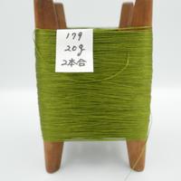国産絹糸 江州だるま糸 西陣織で使われている手機用緯糸 木枠付き no.179
