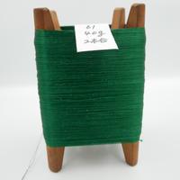 国産絹糸 江州だるま糸 西陣織で使われている手機用緯糸 木枠付き no.61
