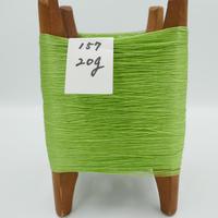 国産絹糸 江州だるま糸 西陣織で使われている手機用緯糸 木枠付き no.157