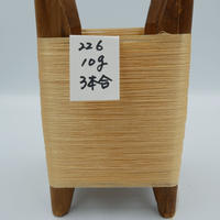 国産絹糸 江州だるま糸 西陣織で使われている手機用緯糸 木枠付き no.226