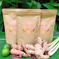 健康に必要不可欠/インドネシアの自然食/漢方薬  バリ島で手作りのJAMU ORGANIC