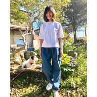 ripple洋品店 岡山デニムクラシックパンツ