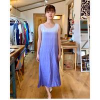 ripple洋品店 グラデーションワンピース紫