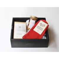 [for Women]Winter GiftーGift_001 Coffee & Mastered & Socks