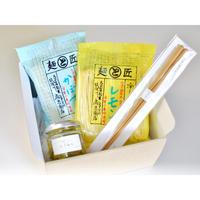 Father's day —Gift 冷やし中華 & レモンパクチーオイル & お箸