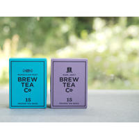 "BREW TEA ""15TEA BAGS BOX SELECT 2SET"""