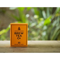 "BREW TEA ""Lemon&Ginger """
