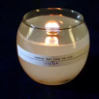 瞑想キャンドル -Virtue - 春の芽吹き
