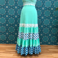 スカート SK-301ティアードスカート LLサイズ