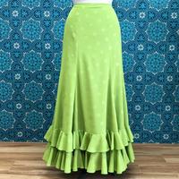 スカート SK-201 ピスタチオグリーン Lサイズ