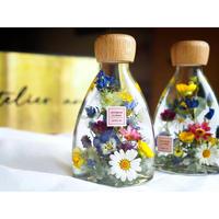 小花のハーバリウム コチ瓶
