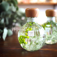 レースフラワー 香水瓶
