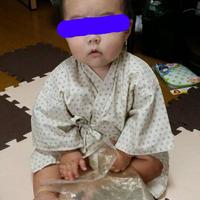 新生児用 浴衣風肌着♡サイズ50~70【型紙ダウンロード販売】