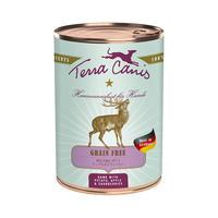 テラカニス グレインフリー 鹿肉 400g