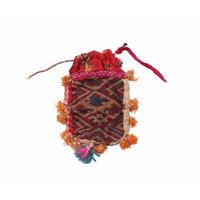 Gypsy woman's  pouch【No.GO-044】