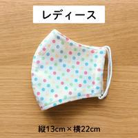 【レディース】立体布マスク