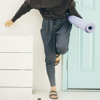 ヨガパンツ 【42W02-02A】/MAKA-HOU Yoga Pants