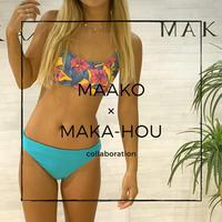 MAAKO×MAKA-HOUモデル / ビキニ