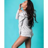 パイル地パンツ 【41W10-02S】MAKA-HOU/ pile fabric pants