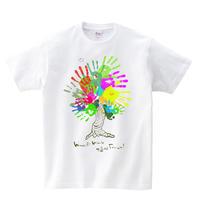 ワンフェス植林手型Tシャツ 2018(キッズ)(在庫限り)